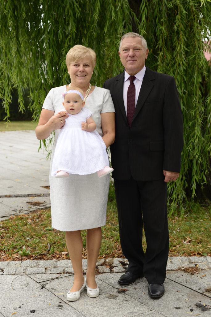 chrzest święty w sobótce